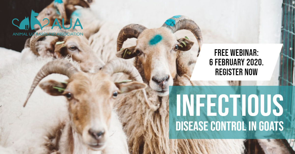 Free Webinar: Infectious Disease Control in Goats - 6 February 2020