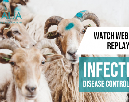 Watch Replay: Infectious Disease Control in Goats